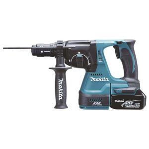 Makita DHR243RTJ Borhammer med 5,0Ah-batterier og lader