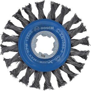 Bosch Heavy for Metal Ståltrådbørste X-LOCK, 0,5 x 115 mm