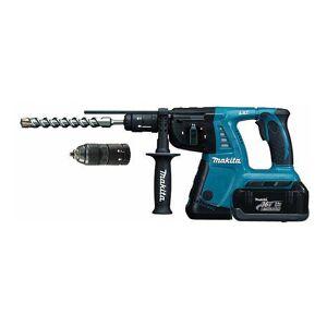 Makita BHR262TRDE Borhammer med batterier og lader