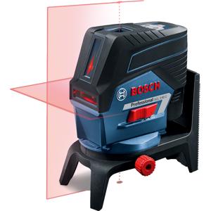 Bosch GCL 2-50 C Kombilaser Rød laser