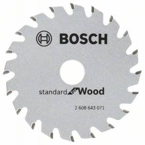 Bosch Sirkelsagblad Optiline for Wood