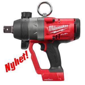 """MILWAUKEE M18 Fuel One-Key 1"""" Muttertrekker"""