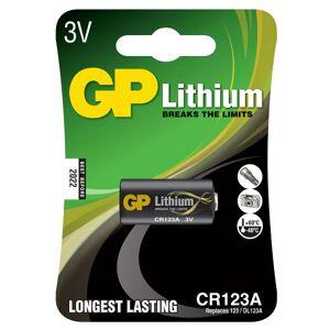GP Batteries Batteri Foto Gp 123a U1