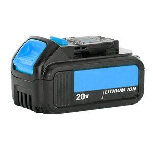 DeWalt DCG412L2 Batteri till Verktyg 3000 mAh 115.45 x 76.35 x 65.35