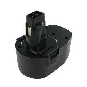 HP Black and Decker HP 188 F2 Batteri till Verktyg 3.0 Ah