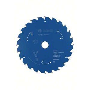 Bosch Sågklinga Expert For Wood 165×1,5/1×20mm 24t