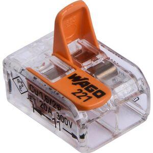 Wago 1440927 Kopplingsklämma 2-pol, 5-pack