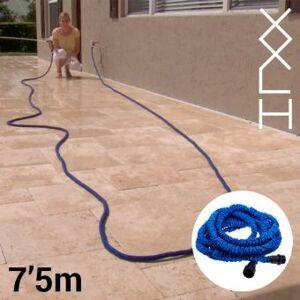 XXL forlengelse Vannslange med vannpistol - 7,5 m