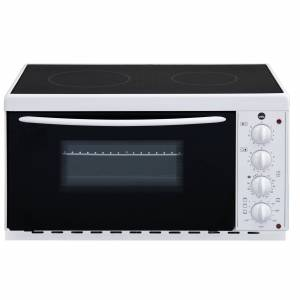 Wilfa Miniovn hvit 2 Kokeplater EMC3000W