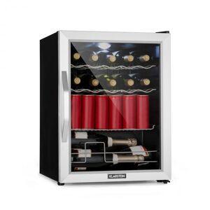 Klarstein Beersafe XL Mix It Edition jääkaappi A++ LED 4 metalliritilää lasiovi