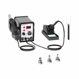 Stamos Soldering Juotosasema - 60 W - LED-näyttö - Basic