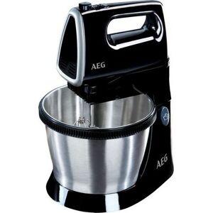 AEG - Røremaskine - Sm3300 - 350w - Sort Sølv