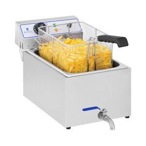 Royal Catering Elektrisk frituregryde - 1 x 17 liter