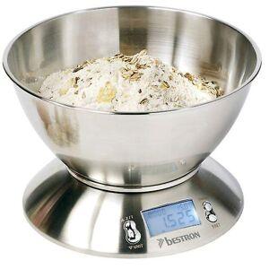 Bestron Digital kjøkkenvekt 5 kg (kjøkken, kokekar, kjøkken skala)