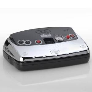 Vakuumförpackare Sico S250 Premium CR Black
