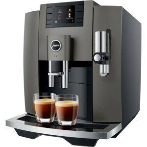 E8 (EB) kahviautomaatti. Dark Inox