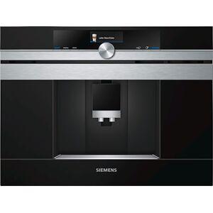 Siemens CT636LES1 Innbyggbar Espressomaskin
