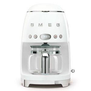 SMEG Retro Coffee Machine, White