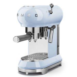 SMEG Espressomaskin, Pastellblå