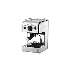 Dualit Espresso Machine 3-in-1, Chrome