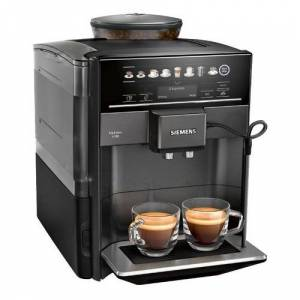 Siemens fullautomatisk espressomaskin TE651319RW for kun 558,- pr. mnd. ( TE651319RW )