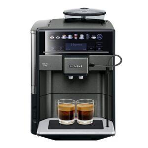 Siemens Helautomatisk espresso/kaffemaskin EQ6 PLUS S700 Dark Inox