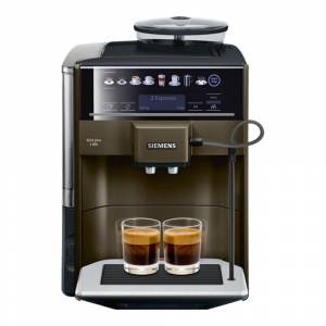 Siemens Helautomatisk espresso/kaffemaskin EQ6 PLUS S300 Metallic