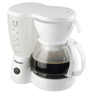 Bestron Kaffebryggare vit 800 W ACM6081W