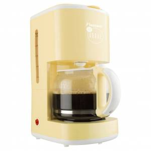 Bestron Kaffebryggare 1080 W vanilj ACM300EVV
