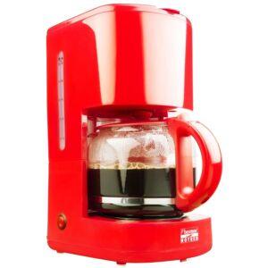 Bestron Kaffebryggare Hot Red 1080 W ACM300HR