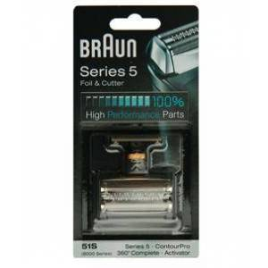 Braun 8595 Skær Hoved - Kombipakke