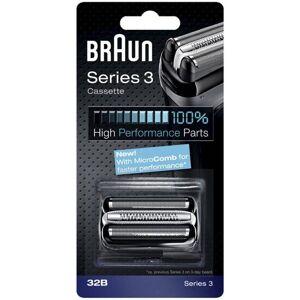Braun Cassette 32B Series 3