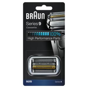 Braun 92S Silver. 10 stk. på lager