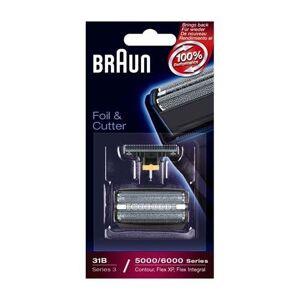 Braun 31B - Tilbehørssett - for barbermaskin - svart - for Oral-B ProfessionalCare 6000; Triumph 5000