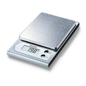 Beurer Kjøkkenvekt KS22 3 kg sølv 704.10