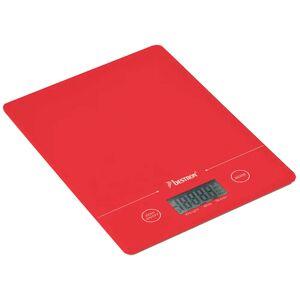 Bestron Kjøkkenvekt 5 kg rød AKS700R