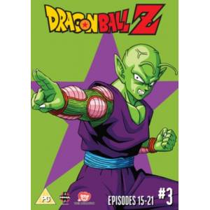Dragon Ball Z: Season 1 - Part 3 (UK-import)