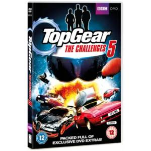 Top Gear - The Challenges - Vol. 5 (UK-import)
