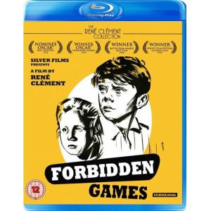 Forbidden Games (UK-import)