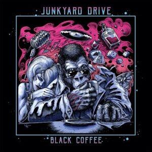 Junkyard Drive - Black Coffee - CD