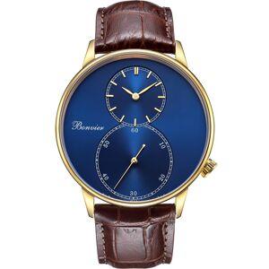 Bonvier Firenze Blue/Guldfarvet BW055