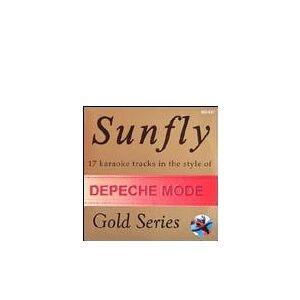 Sunfly Gold 37 - Depeche Mode TILBUD NU modus gull mote