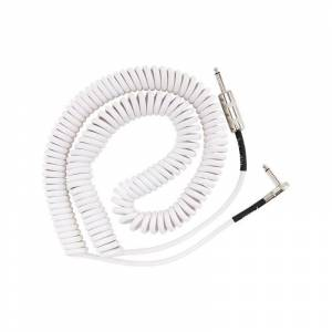 Fender 30' Hendrix Voodoo Child Cable White, 9m