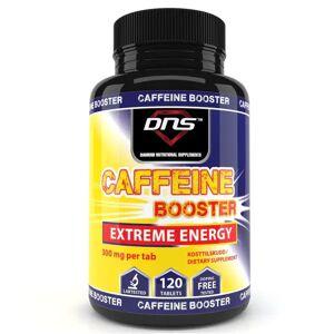 DNS Koffeintabletter - Caffeine Booster 120 Tabs