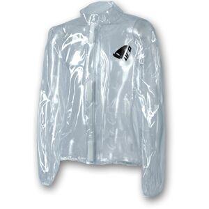 UFO Clear Rainjacket Hvit M