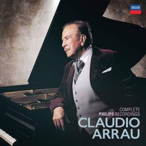 Philips Claudio Arrau - Complete Philips Recordings: Limited Edition