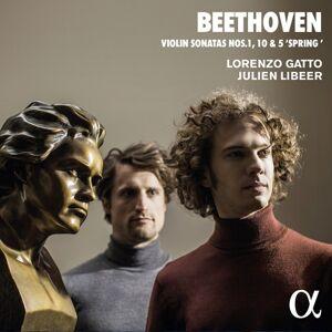 Beethoven: Violin Sonatas Nos. 1, 10  5 (Spring)