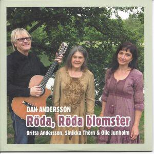Andersson Dan Andersson - Röda, Röda Blomster