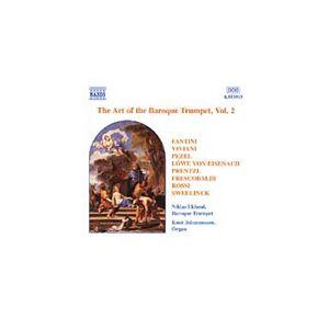ART The Art of the Baroque Trumpet, Vol 2