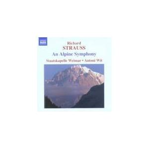 Alpine Strauss: An Alpine Symphony